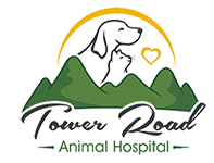 Tower Road Animal Hospital logo